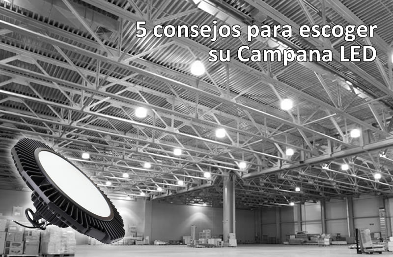 Campanas LED Gtled