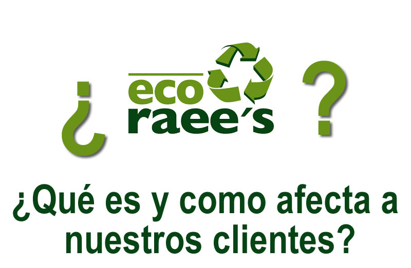 eco raee - raee - gtled - gote- claves